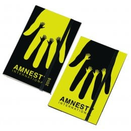 Amnesty 2018 Everyday Diary & Notebook Pack
