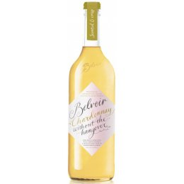 Belvoir Non-Alcoholic White Chardonnay Wine - 750ml