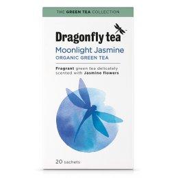 Dragonfly Organic Moonlight Jasmine Tea - 20 Bags