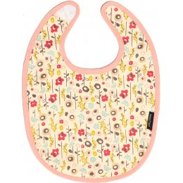 Keep Leaf Reversible Baby Bib