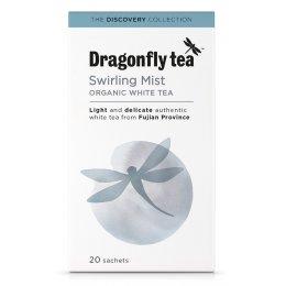 Dragonfly Swirling Mist White Tea - 20 Bags
