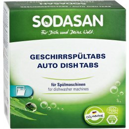 Sodasan Dishwasher Tablets - Pack of 25
