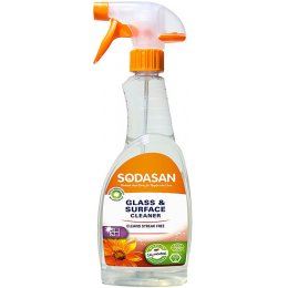 Sodasan Glass & Surface Cleaner - 500ml