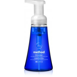 Method Foaming Handsoap - Blue Poppy - 300ml