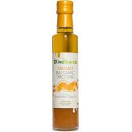 Olive Branch Balsamic Dressing - Orange - 250ml