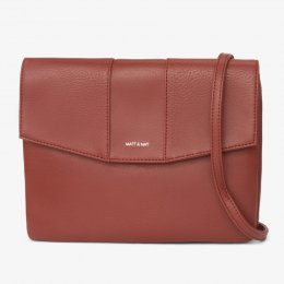 Matt & Nat Vegan Eeha Cross Body Bag - Henna