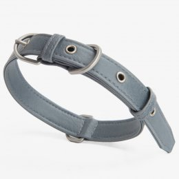 Matt & Nat Vegan London Dog Collar - Frost