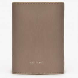 Matt & Nat Vegan Voyage Passport Sleeve - Feather
