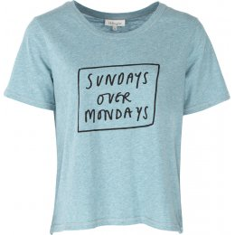 Thought Sundays T-Shirt - Duck Egg