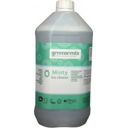 Greenscents Toilet Cleaner Minty 5L