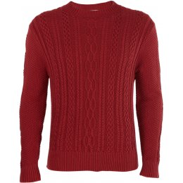 Thought Edvard Organic Jumper - Rust