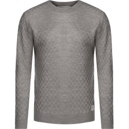 Komodo Nixon Knit Jumper - Grey