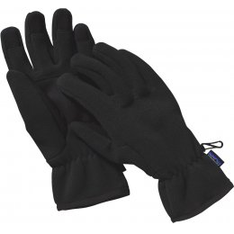 Patagonia Mens Synchilla Gloves - Black