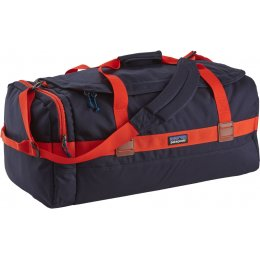 Patagonia Arbor Duffel Bag - 60L - Navy & Red