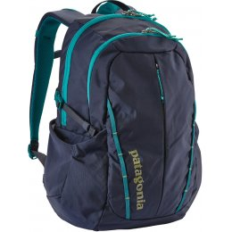 Patagonia Womens Refugio Backpack - 26L - Navy Blue