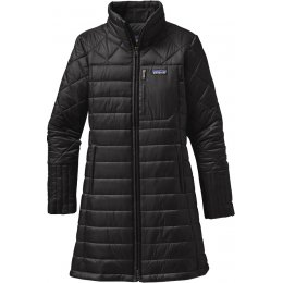 Patagonia Womens Radalie Parka - Black