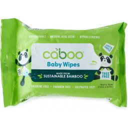 Caboo Bamboo Baby Wipes - Pack of 30