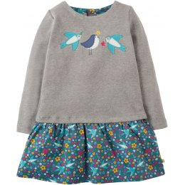 Frugi Aurora Swallow Dress