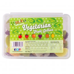 Pimlico Vegan Fruit Jelly Sweets - 450g
