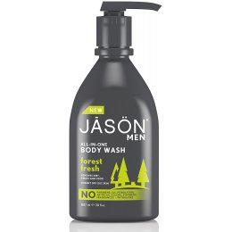 Jason All-In-One Mens Body Wash With Pump - 840ml