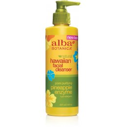 Alba Botanica Pineapple Enzyme Facial Cleanser -230ml