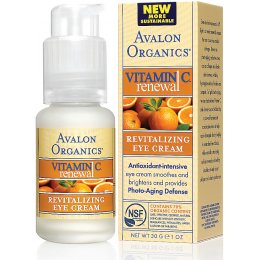 Avalon Organics Intense Defence Revitalizing Eye Cream - 30ml