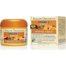 Avalon Organics Intense Defence Renewal Cream - 50ml
