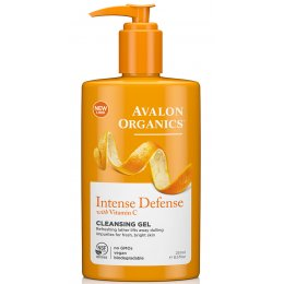 Avalon Organics Intense Defence Refreshing Facial Cleanser - 250ml
