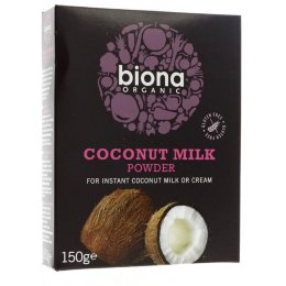 Biona Organic Coconut Milk Powder - 150g
