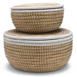 Kaisa Tape Baskets - Set of 2