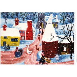 A Village Christmas - 10 pack