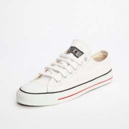 Classic Ethletic Fairtrade Trainers - Off White