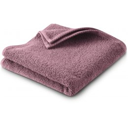 Barcelona Hand Towel - Light Plum - 100 x 50cm