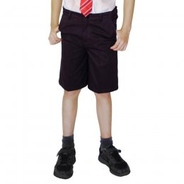 Boys Classic Shorts - Black - 5yrs Plus