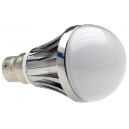 B22-400 Lumilife LED Bayonet Light Bulb 5 Watt (60W Equivalent) - Warm White