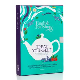 English Tea Shop Organic Treat Yourself Gift Box