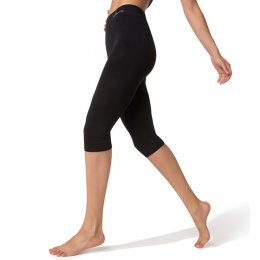 Boody Bamboo Crop Leggings - Black