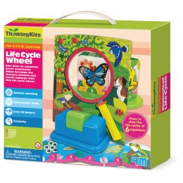 4M Thinking Kits - Life Cycle Wheel