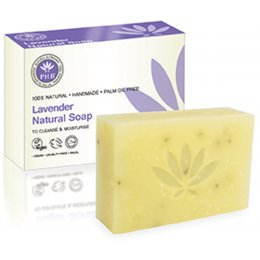 PHB Ethical Beauty Natural Soap Bar - Lavender - 100g
