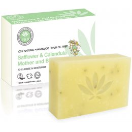 PHB Ethical Beauty Natural Soap Bar - Mother & Baby - 100g