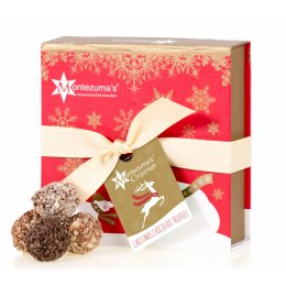 Montezumas Christmas Truffle Collection - 210g