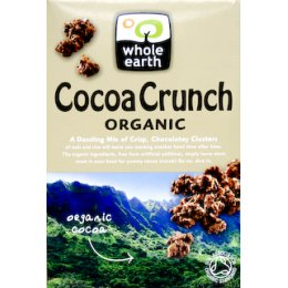 Whole Earth Organic Cocoa Crunch - 375g