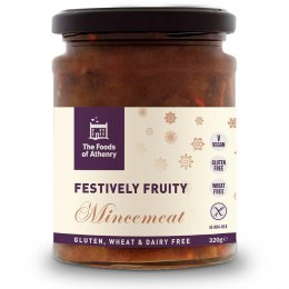 Foods of Athenry Very Fruity Gluten Free Mincemeat - 320g
