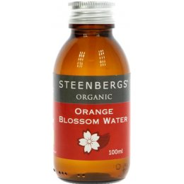 Steenbergs Organic Orange Blossom Water 100ml