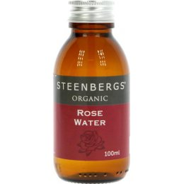 Steenbergs Organic Rose Water 100ml