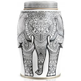Williamson Elephant Tea Caddy - Mindfulness  - Cleansing Mint 40 bags