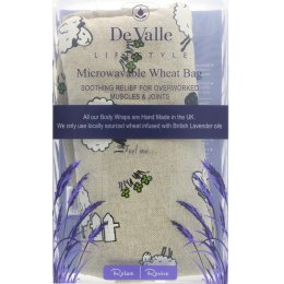 De Valle Hand Made Lavender Wheatbag
