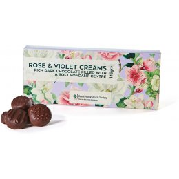 RHS Rose and Violet Creams - 145g
