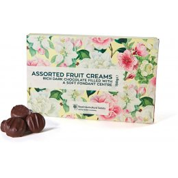 RHS Assorted Fruit Creams - 150g