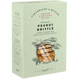 Cartwright & Butler Peanut Brittle - 150g